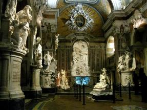 San Severo Chapel and the Veiled Christ