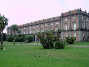 Royal palace museum Capodimonte