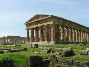 The Temples of Paestum