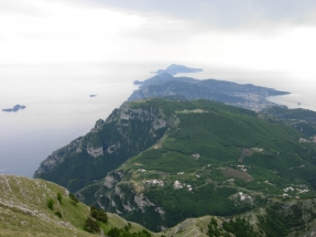 """Trekking"" Sorrento Coast and Mountains Park Lattari- ""The Path of the Gods"""