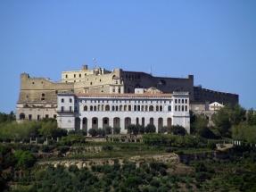 Napoli Castel Sant'Elmo