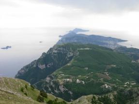 Trekking Parco Nazionale dei Monti Lattari